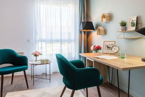 appartement - les girandieres - Wintzenheim