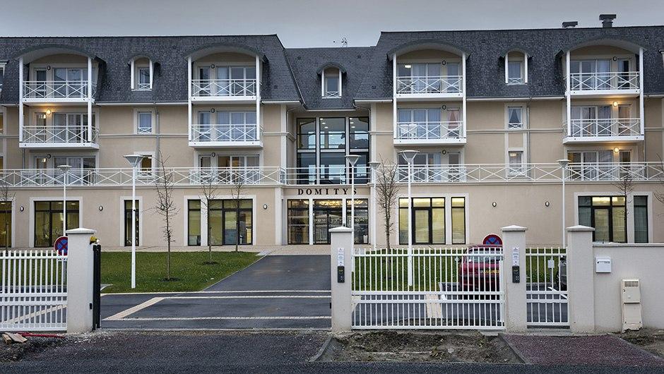 Le Carrousel - Résidence Services Seniors Domitys à Cabourg