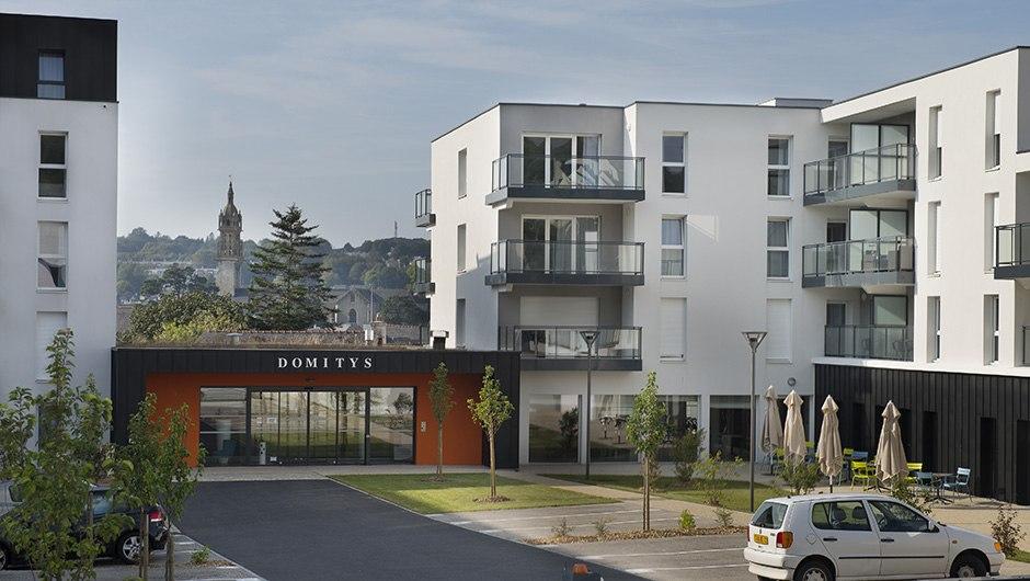 La Fleur de lin - Résidence Services Seniors Domitys à Landerneau