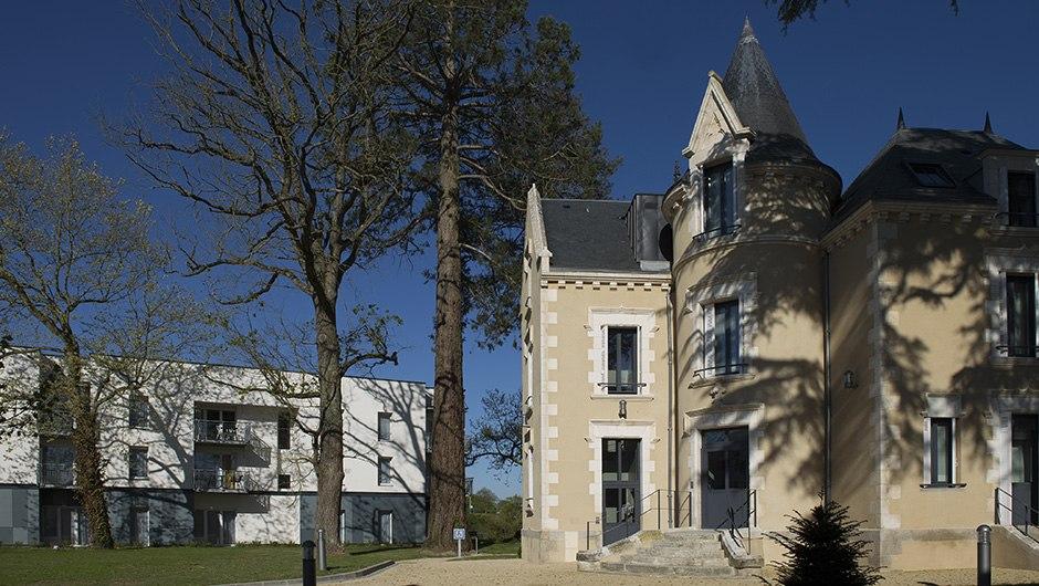 Le Château des Plans - Residence Services Seniors Domitys à Parthenay