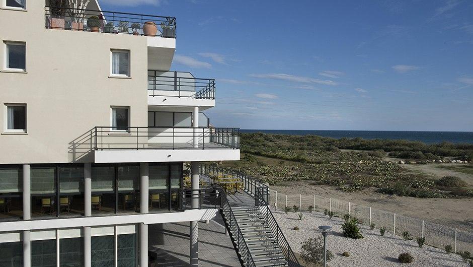Les Dunes d'Argent - Résidence Services Seniors Domitys à Saint-Cyprien