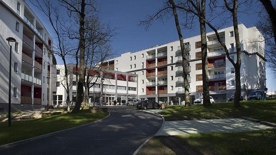 Les Portes De L'Atlantique - Résidence Services Seniors Domitys à Saint-Nazaire