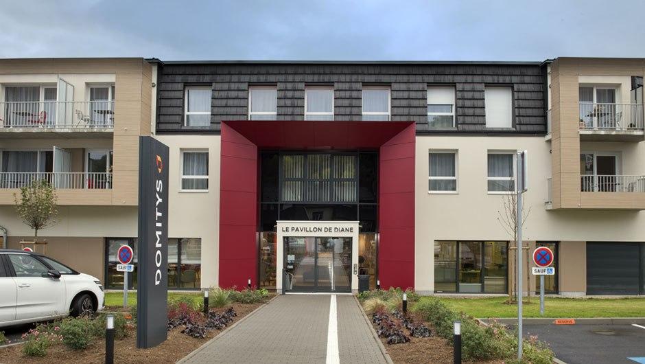 Le Pavillon De Diane - Résidence Services Seniors Domitys à Thionville