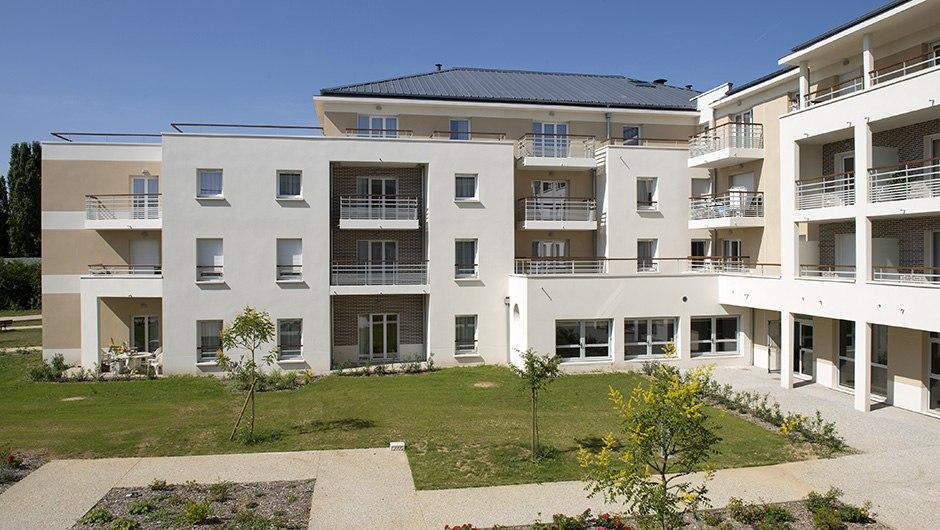 Le Chant des Lavandières - Résidence Services Seniors Domitys à Vernouillet