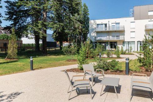 jardin - les girandières - Wintzenheim