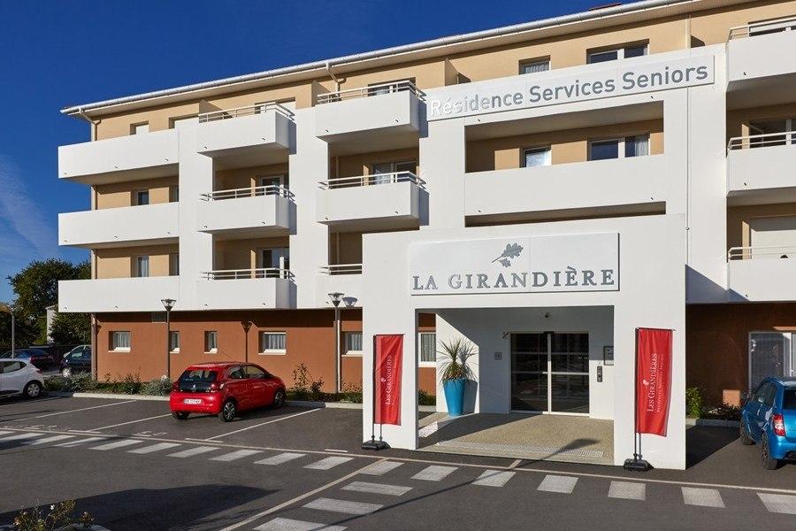 La Girandière de l'Herseau - Résidence Services Seniors La Girandière à Challans