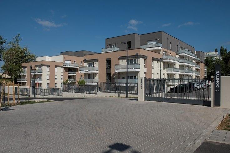 L'art du temps - Résidence Services Seniors Domitys à Besançon
