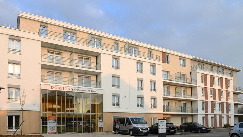 Le Parc de Saint-Cloud - Résidence Services Seniors Domitys à Cambrai