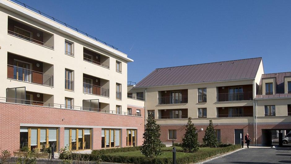 Les Jardins De Reverdy - Résidence Services Seniors Domitys à Chartres
