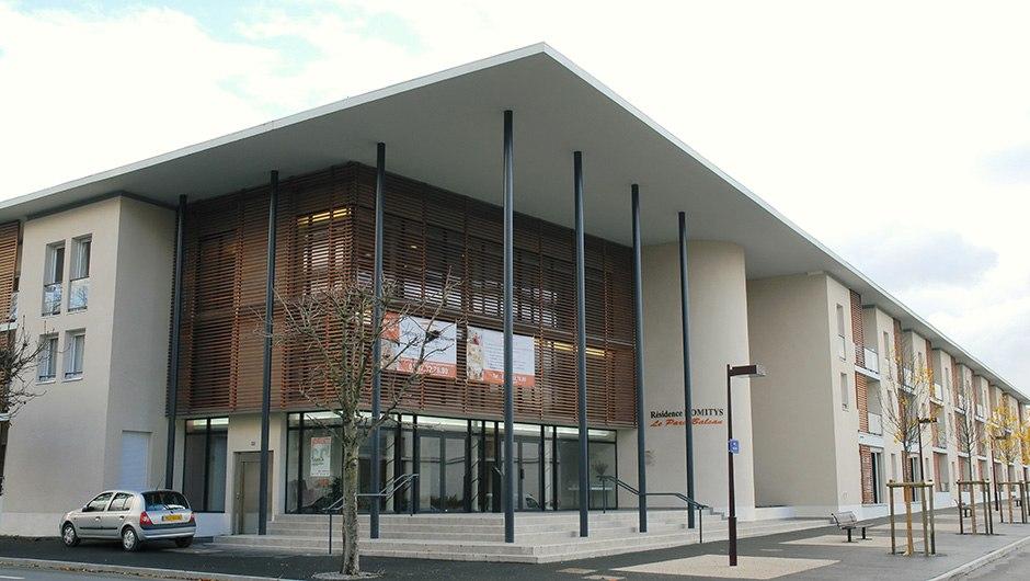 Le Parc Balsan - Résidence Services Seniors Domitys à Châteauroux
