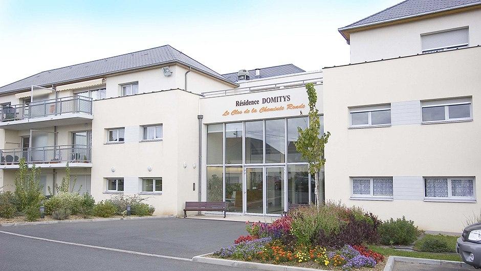 Le Clos de la Cheminée Ronde - Residence Services Seniors Domitys à Fondettes