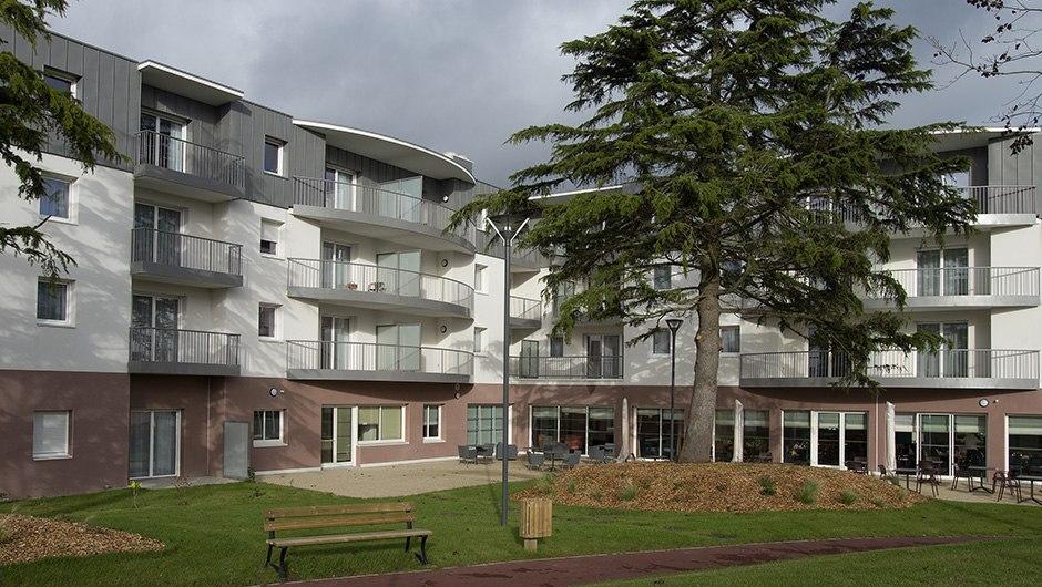 Le Jardin d'Eole - Résidence Services Seniors Domitys à Lanester