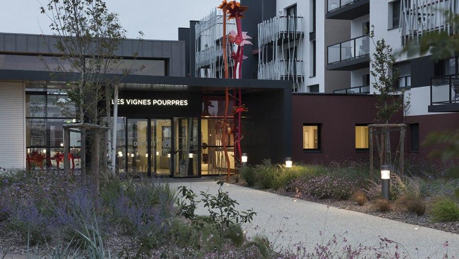 Les Vignes Pourpres - Résidence Services Seniors Domitys à Puilboreau