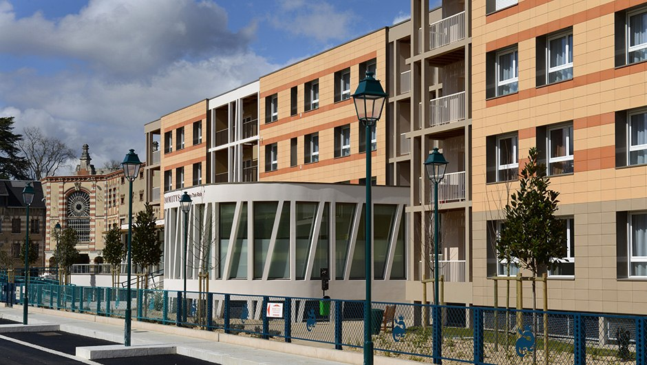 Le Jardin des Trois Rois - Résidence Services Seniors Domitys à Romorantin