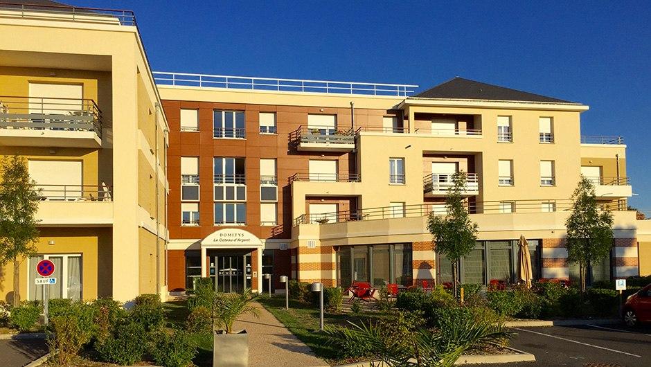 Le Côteau d'Argent - Résidence Services Seniors Domitys à Saint-Doulchard