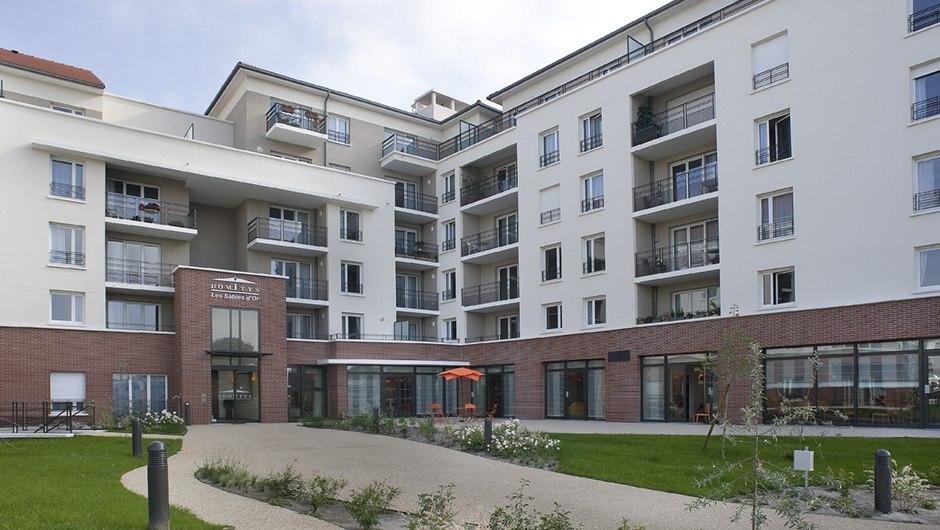 Les Sables D'Or - Résidence Services Seniors Domitys à Villeneuve-le-Roi