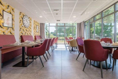 restaurant - les girandières - Wintzenheim