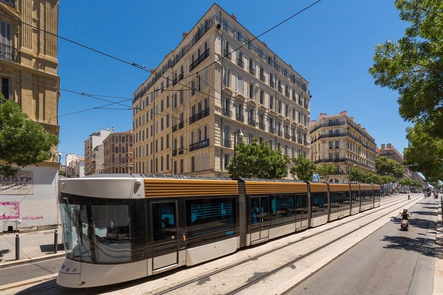 Victoria Palazzo Marseille - Résidence Services Seniors La Girandière à Marseille
