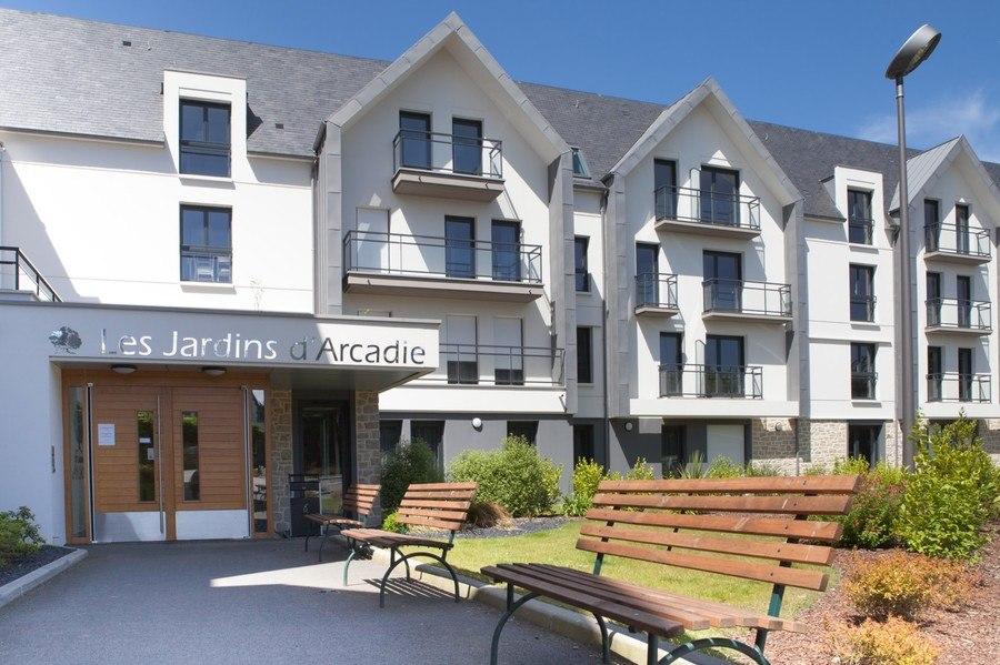 Résidence Services Seniors Les Jardins d'Arcadie Pléneuf-Val-André