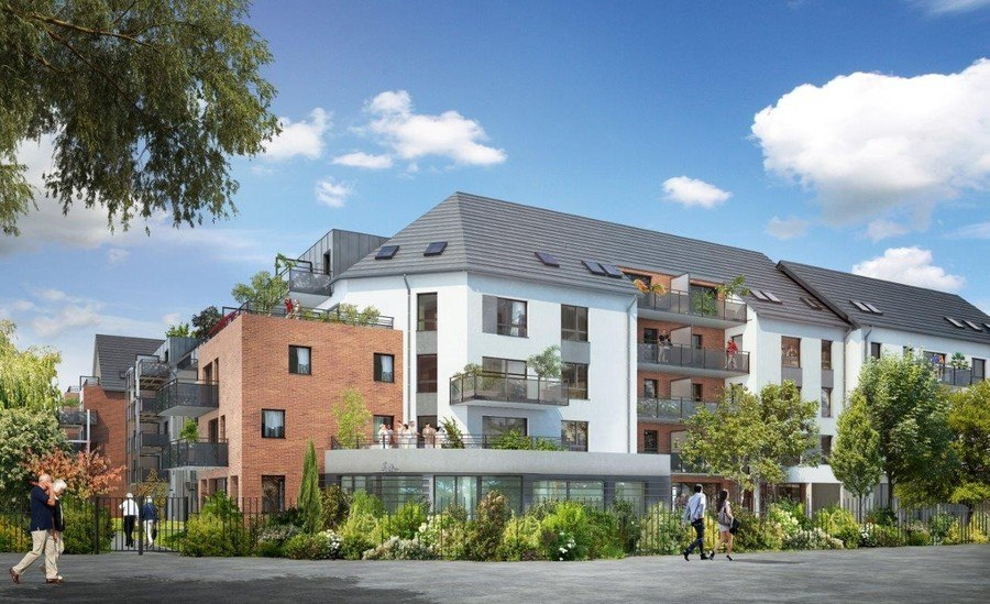 Le Clos des Moulins - Résidence Services Seniors Ovelia à Colmar
