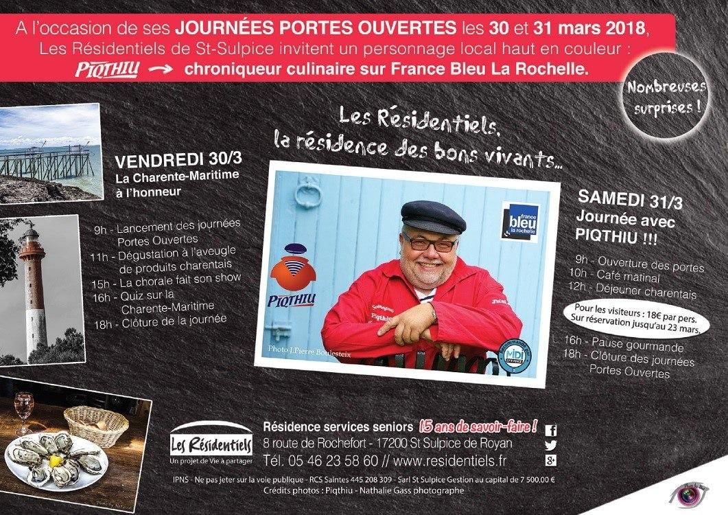 Résidence Services Seniors Les Résidentiels Saint-Sulpice-de-Royan
