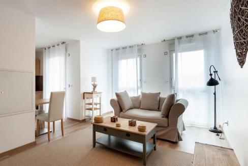 Salon appart-residence senior-Reignier -Esery-ovelia