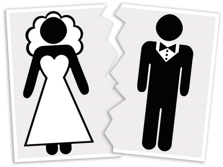 Divorce chez les seniors