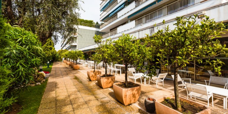 Jardins d'Arcardie Cannes résidences seniors