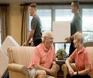 Déménagement - Résidence Seniors