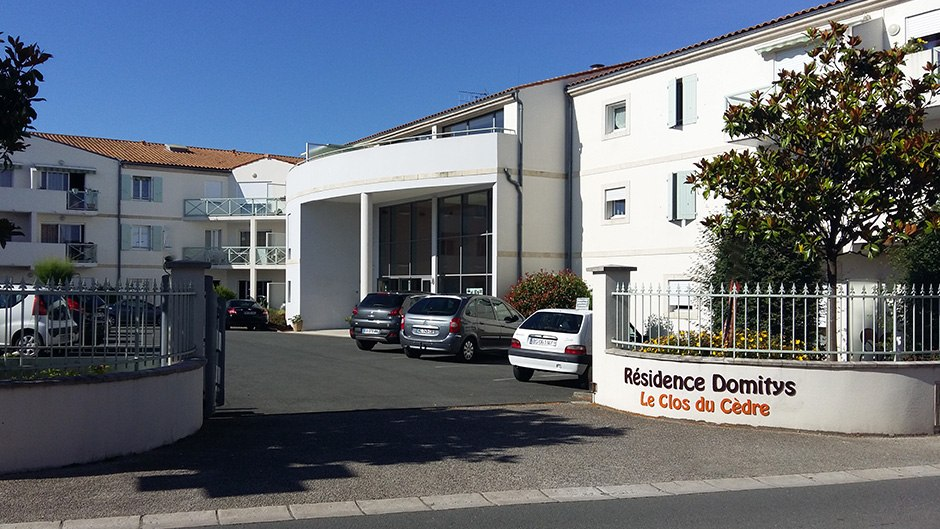 Le Clos du Cèdre - Résidence Seniors Dompierre-sur-Mer