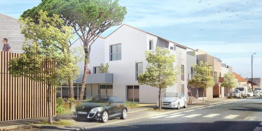 Port de Ré - Résidence Seniors la Rochelle