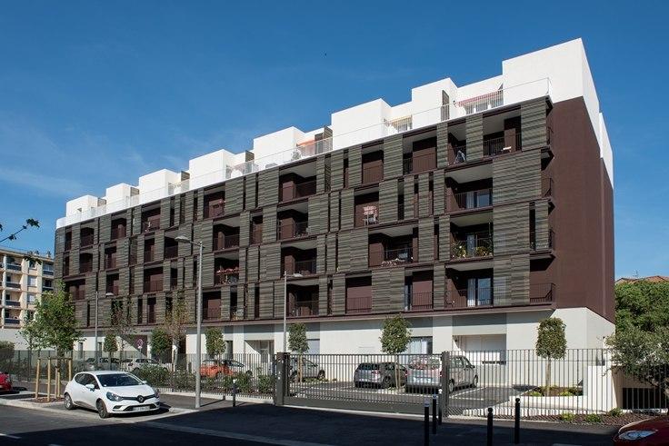 Les Sarments Blonds - Résidence Seniors Montpellier