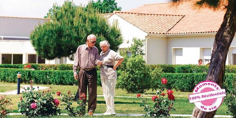 Les Résidentiels - Résidence Seniors Royan