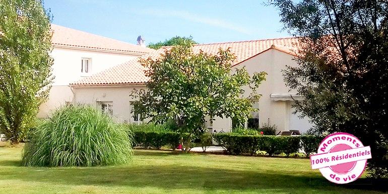 Les Résidentiels - Résidence Seniors Tonnay-Charente