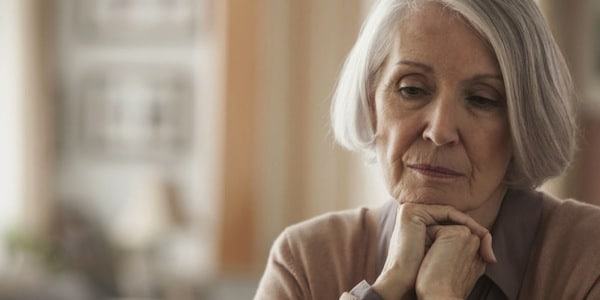 Dépression chez les seniors