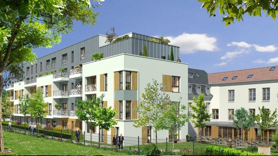 résidence seniors Lagny-sur-Marne