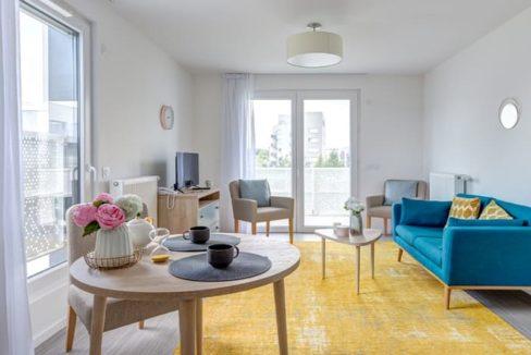 appartement - les girandieres - mont de Marsan