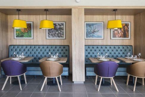 restaurant - les girandières - mont de Marsan