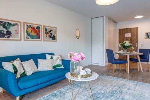 appartement - les girandières - Reims