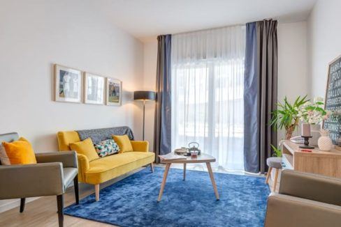 appartement - les girandières - St Ouen