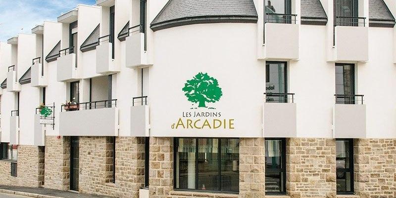 Les Jardins d'Arcadie Perros-Guirec updated
