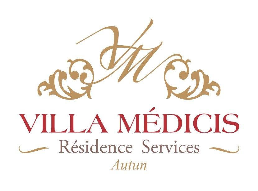 logo villa medicis autun