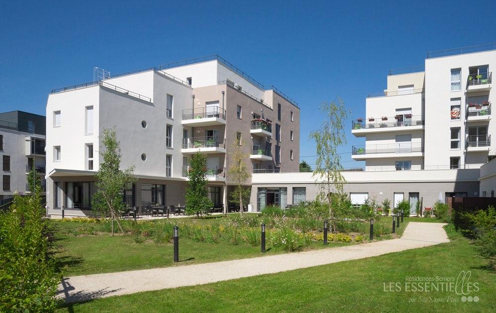 Residence seniors Les Essentielles Conflans-Sainte-Honorine (1)