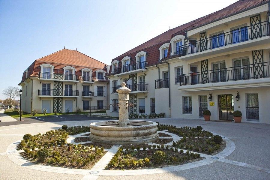 Residence seniors Villa Médicis Beaune