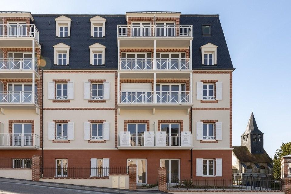 Residence seniors Villa Médicis trouville sur mer