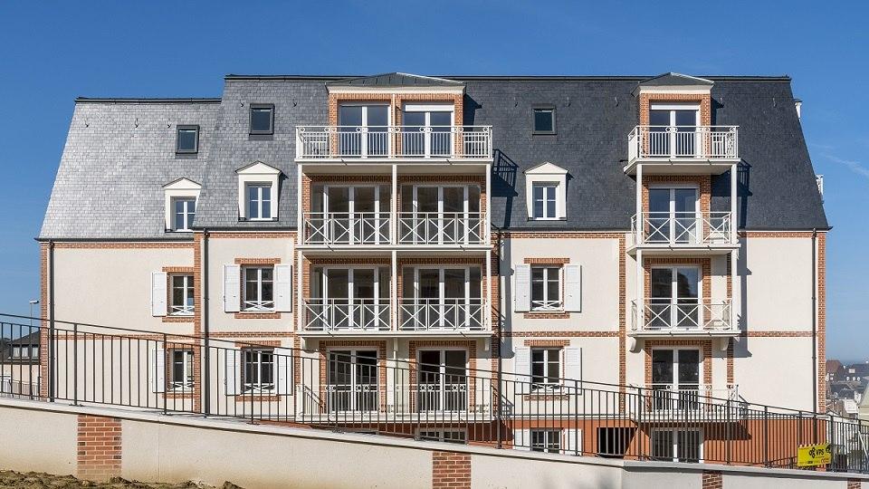 Residence seniors Villa Médicis trouville sur mer (6)