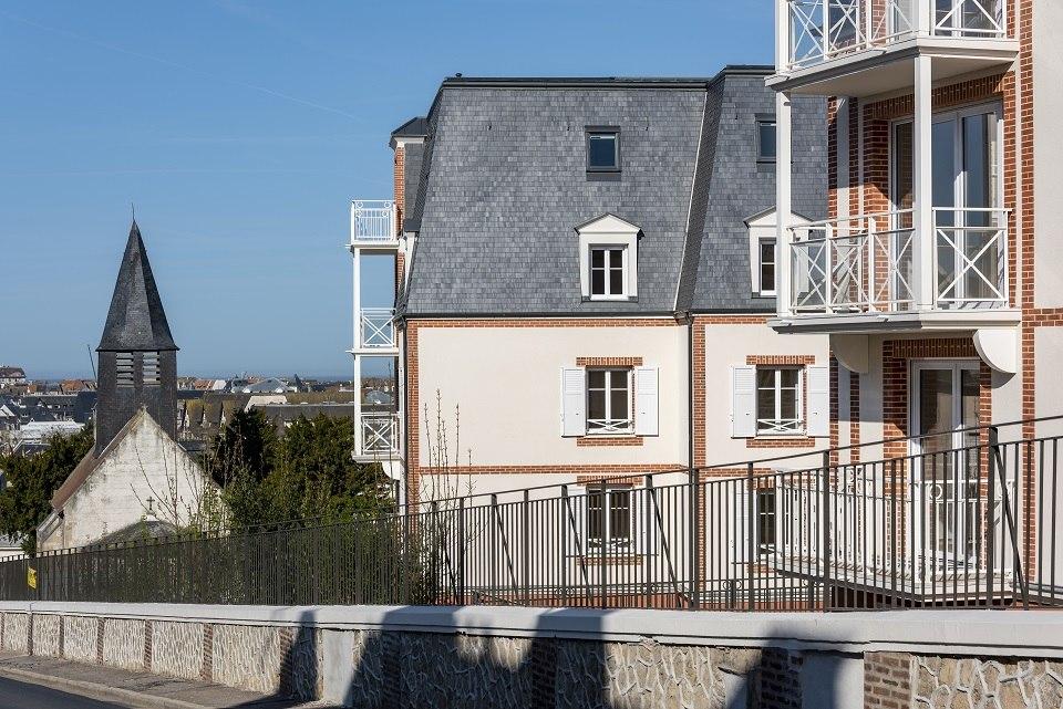 Residence seniors Villa Médicis trouville sur mer (8)