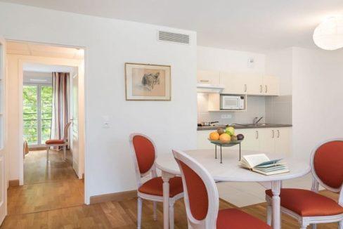 appart - villa médicis - Dijon