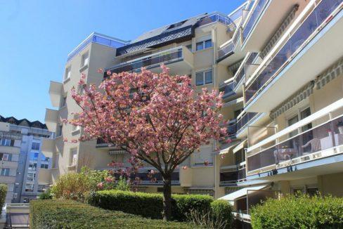 facade-residence-senior domitys-coeur de loire