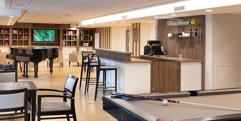 résidence senior bourg en neuf bar